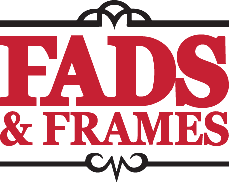 Fads and Frames Alexandria